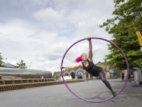 Hoop girl Charlie Ledger